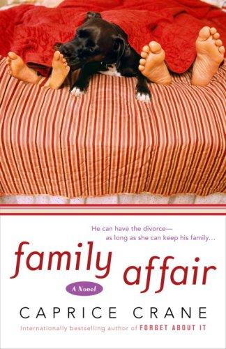 Family Affair A Novel  2009 9780553386233 Front Cover