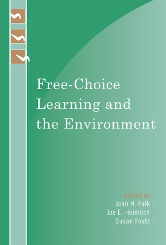 Free-Choice Learning and the Environment   2009 edition cover