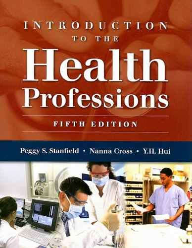 Introduction to the Health Professions  5th 2009 (Revised) edition cover
