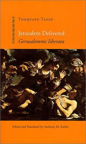 Jerusalem Delivered   2001 9780801863233 Front Cover