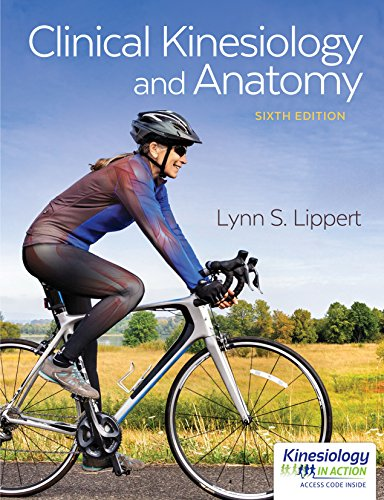 Clinical Kinesiology and Anatomy:   2017 9780803658233 Front Cover