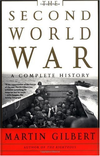 Second World War A Complete History Revised edition cover