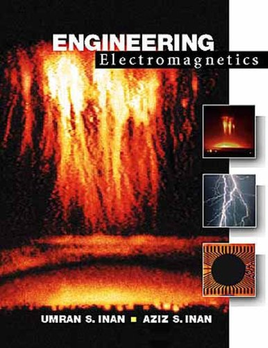 Engineering Electromagnetics   1999 edition cover