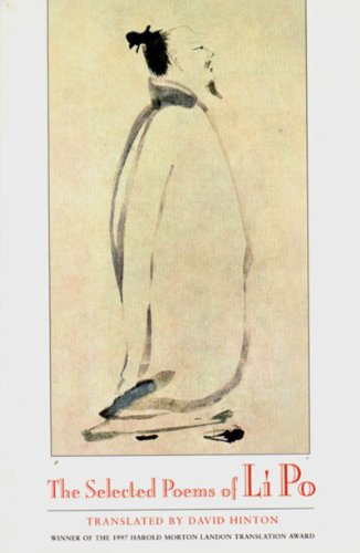 Selected Poems of Li Po   1996 edition cover