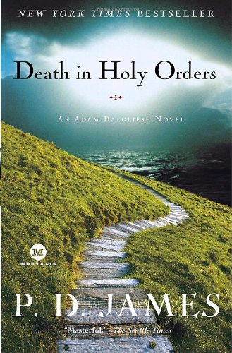 Death in Holy Orders  N/A edition cover