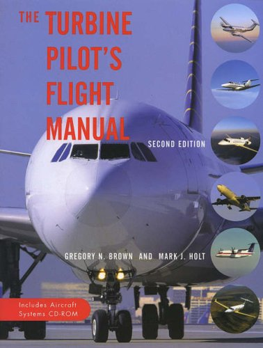Turbine Pilot's Flight Manual  2nd 2001 (Revised) edition cover