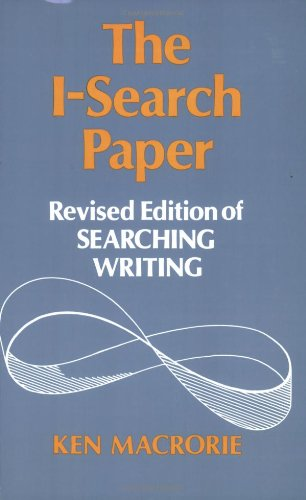 Searching Writing  Revised  edition cover