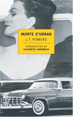 Morte d'Urban   2000 edition cover
