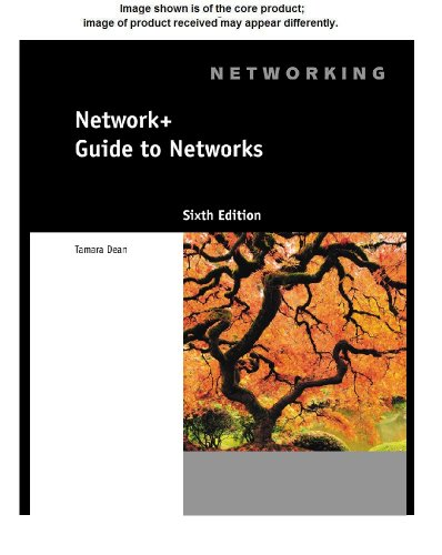 Lab Manual for Network+ Guide to Networks  6th 2013 edition cover