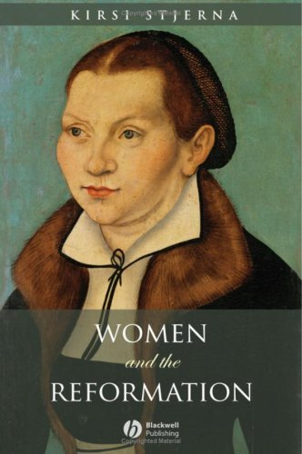 Women and the Reformation  5th 2008 edition cover
