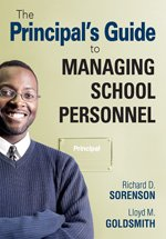 Principal's Guide to Managing School Personnel   2009 edition cover