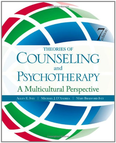 Theories of Counseling and Psychotherapy A Multicultural Perspective 7th 2012 edition cover