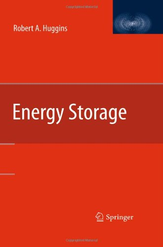 Energy Storage   2010 edition cover