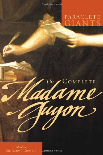 Complete Madame Guyon   2011 9781557259233 Front Cover
