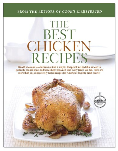 Best Chicken Recipes   2008 9781933615233 Front Cover