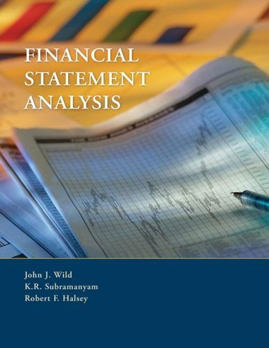 Financial Statement Analysis  9th 2007 (Revised) edition cover