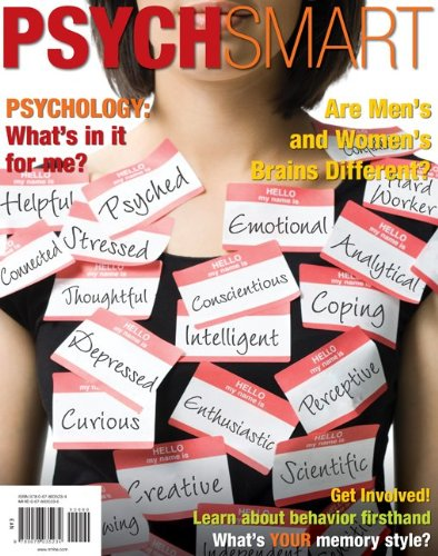 PsychSmart   2011 edition cover