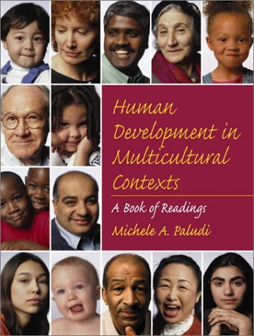 Human Development in Multicultural Contexts A Book of Readings  2002 edition cover