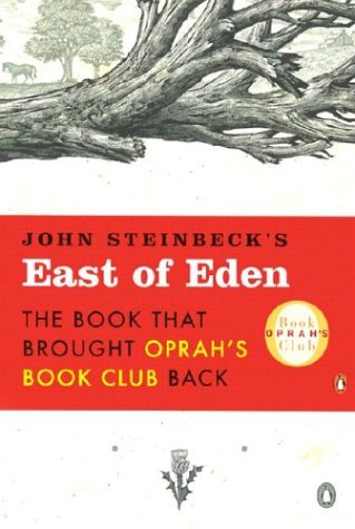 East of Eden   1980 (Anniversary) 9780142004234 Front Cover