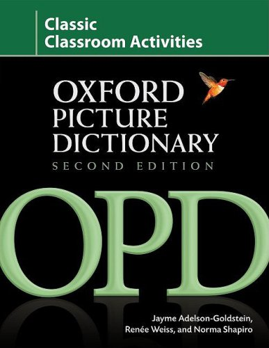 Classic Classroom Activities  2nd 2008 edition cover