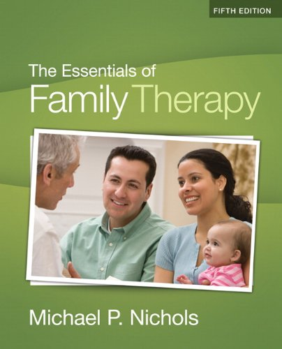 Essentials of Family Therapy  5th 2011 edition cover