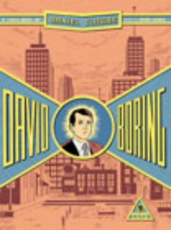 David Boring N/A edition cover