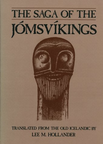 Saga of the J�msv�kings   1955 (Reprint) edition cover