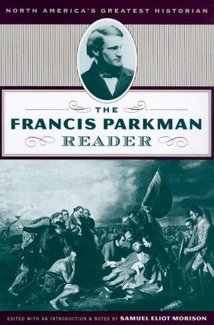 Parkman Reader  Reprint 9780306808234 Front Cover
