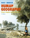 Human Geography Places and Regions in Global Context Plus MasteringGeography with EText -- Access Card Package 7th 2016 edition cover