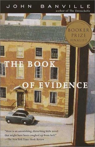 Book of Evidence   2001 edition cover