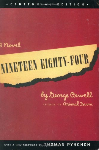 Nineteen Eighty-Four   2003 (Anniversary) edition cover