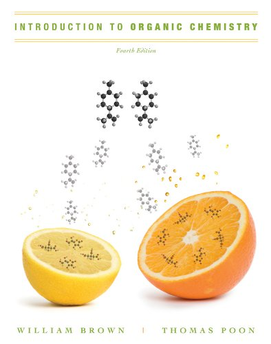 Introduction to Organic Chemistry  4th 2011 edition cover