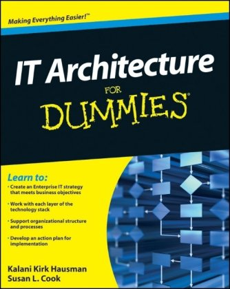 It Architecture for Dummies�   2009 edition cover