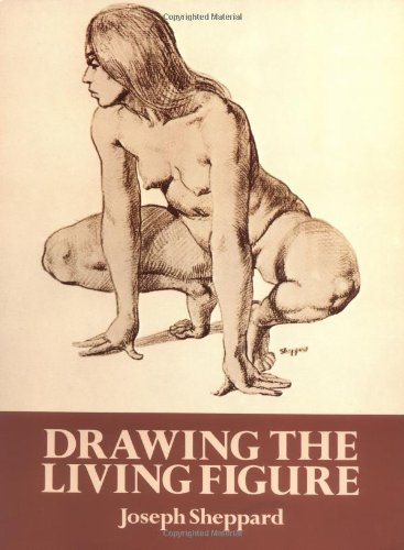 Drawing the Living Figure   1991 edition cover