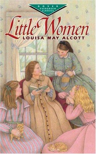 Little Women  Unabridged 9780486410234 Front Cover