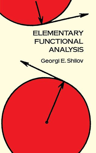 Elementary Functional Analysis  2nd 1996 (Revised) edition cover