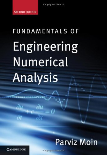 Fundamentals of Engineering Numerical Analysis  2nd 2010 edition cover