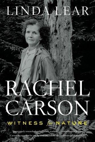 Rachel Carson Witness for Nature  2009 edition cover