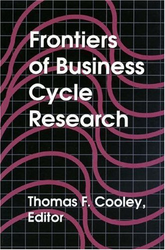 Frontiers of Business Cycle Research   1995 edition cover