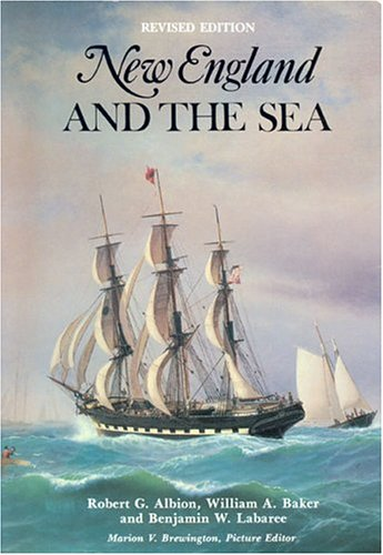 New England and the Sea N/A edition cover