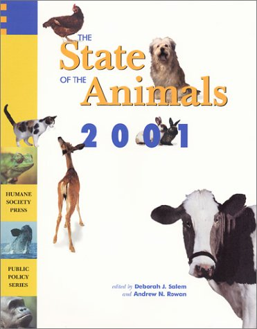 State of the Animals, 2001 N/A 9780965894234 Front Cover