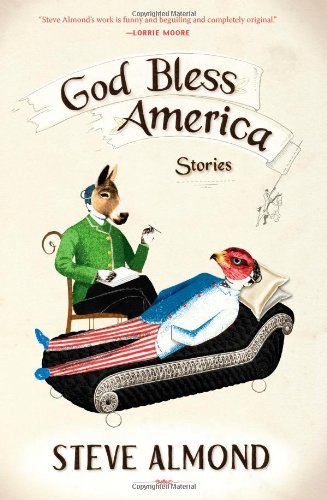 God Bless America Stories  2011 edition cover