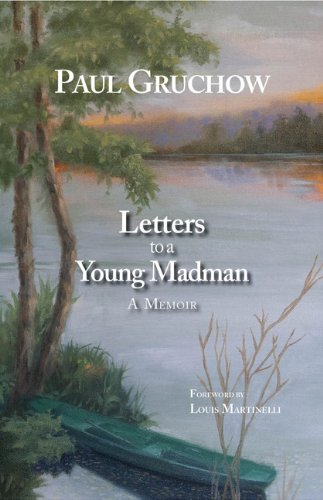 Letters to a Young Madman A Memoir  2012 edition cover