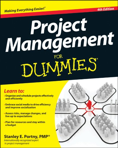 Project Management for Dummies�  4th 2013 9781118497234 Front Cover