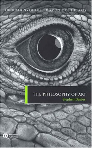 Philosophy of Art   2006 (Revised) edition cover