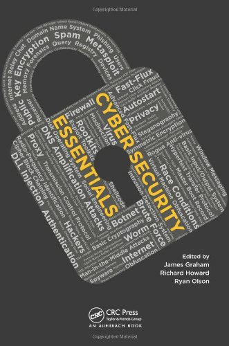 Cyber Security Essentials   2011 9781439851234 Front Cover