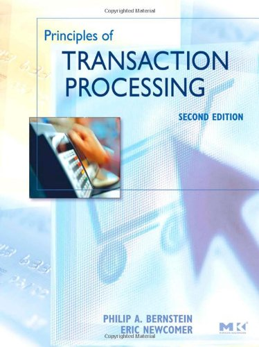 Principles of Transaction Processing  2nd 2009 edition cover