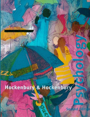 Psychology 2nd 2000 edition cover
