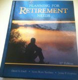 Planning for Retirement Needs, Twelfth Edition  12th 2013 (Revised) edition cover