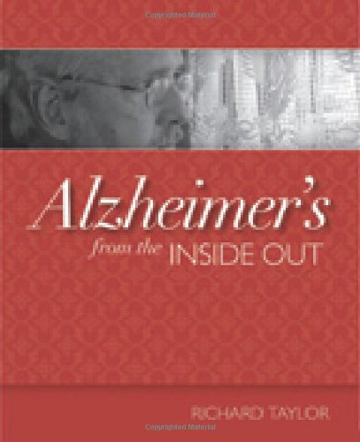 Alzheimer's from the Inside Out   2006 edition cover